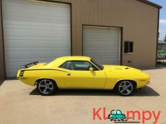 1970 Plymouth Barracuda 340 Vintage Air