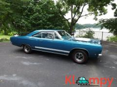 1968 Plymouth GTX 440 BIG BLOCK