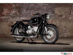 1959 BMW R Series Matching Numbers