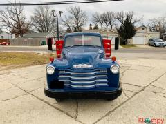 1951 Chevrolet Flat Bed Truck 235  6 CYL