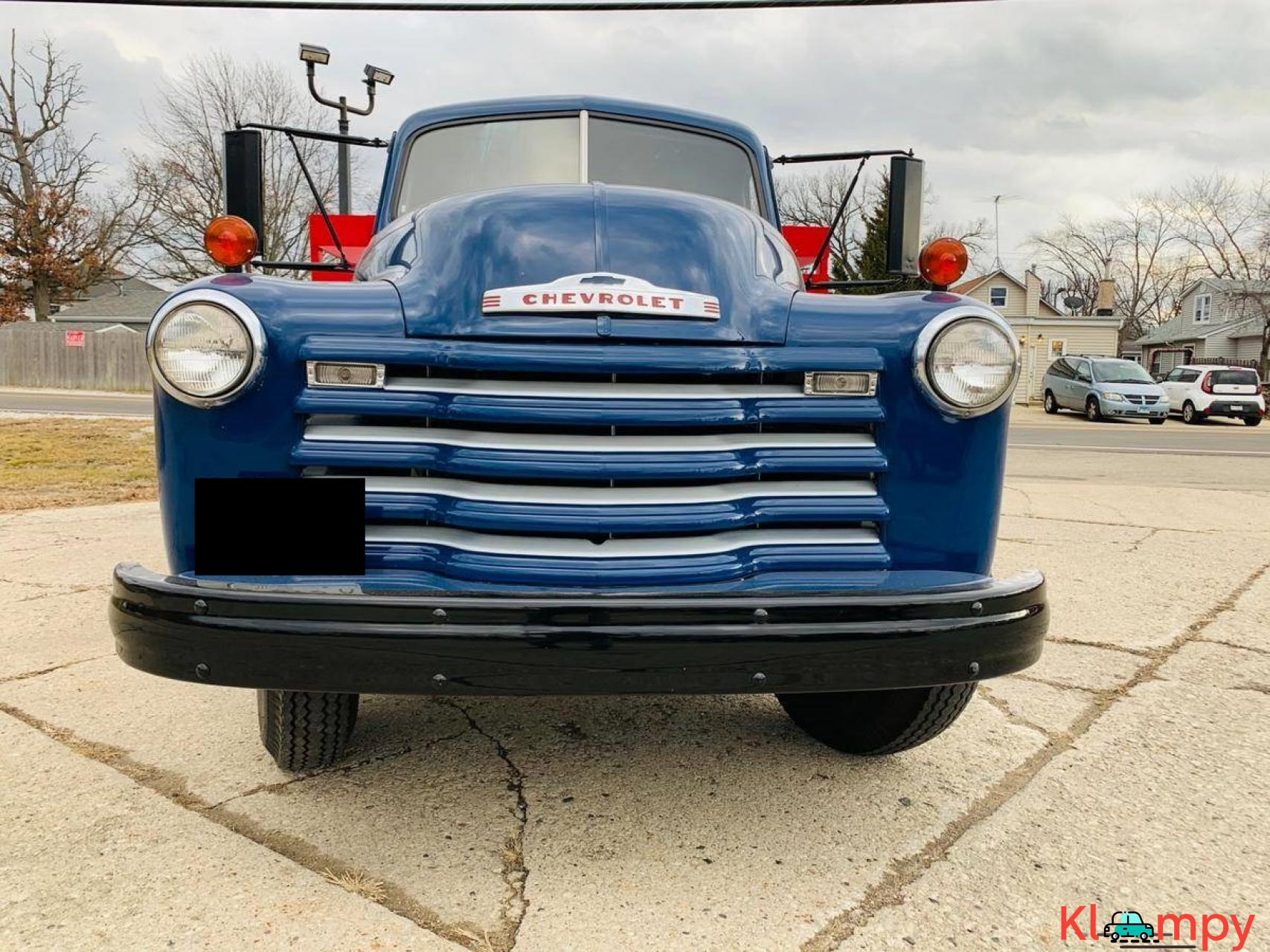 1951 Chevrolet Flat Bed Truck 235  6 CYL - 3/20