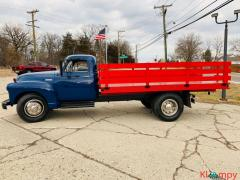1951 Chevrolet Flat Bed Truck 235  6 CYL - Image 4/20
