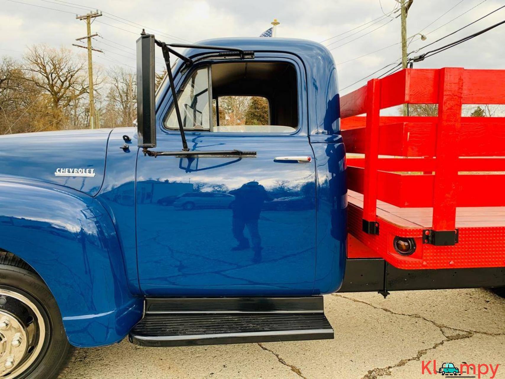 1951 Chevrolet Flat Bed Truck 235  6 CYL - 9/20