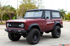 1970 Ford Bronco Coyote V8
