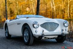 1955 Austin-Healey 100M BN2 Numbers-Matching