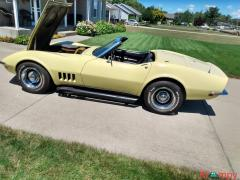 1968 Chevrolet Corvette 454 Convertible