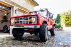 1973 Ford Bronco 302 3-Speed