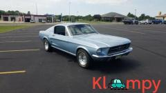 1967 Ford Mustang Fastback V8 3 speed