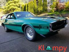 1969 Ford Mustang Fastback with 588 CID