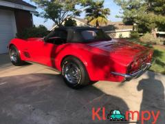 1972 Chevrolet Corvette Convertible