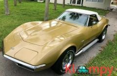 1969 Chevrolet Corvette 4 speed manual