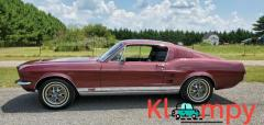 1967 Ford Mustang 2+2 Fastback 4 Speed