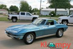 1965 Chevrolet Corvette FACTORY AC