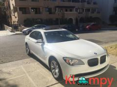 2011 BMW 7-Series 740 3.0L 2979CC