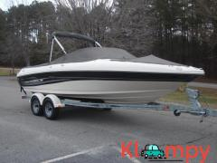 2004 SEA RAY 200 SPORT SKI BOAT TRAILER Mercury 5.0 V8 W