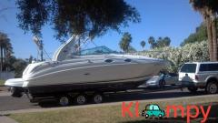 2002 Sea Ray 280 Sundancer 31.1 feet 5.0 EFI Mercruiser
