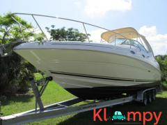 2001 Sea Ray 280 29 Feet Sundancer 4.3 EFI Mercury Engine