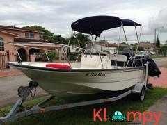 2005 Boston Whaler 17 Feet Montauk 17ft 90hp