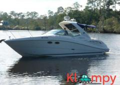 2007 Sea Ray 290 Sundancer 5.0 MPI Fiberglass Mercury Engine
