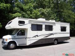 2002 Fleetwood Jamboree Class C GT 31W Motorized 31 Length 2 Slide Outs