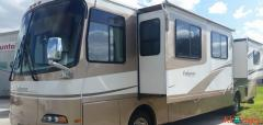 2002 Holiday Rambler 3 SLIDES ENDEAVOR 40PST 40 feet 3 Slide Outs