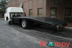 1967 Ford C550 COE Cab over ramp truck