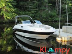2004 SEARAY SUNDECK 5.0 MPI FUEL INJECTED Mercury Engine V8