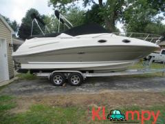 2006 Sea Ray 240 SUNDANCER 350 MAG MPI 5.7 EFI