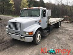 2001 International 4700 International T444e Engine Roll Back 21ft