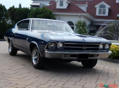1969 Chevrolet Chevelle SS 396 Sport Coupe - Image 1/27