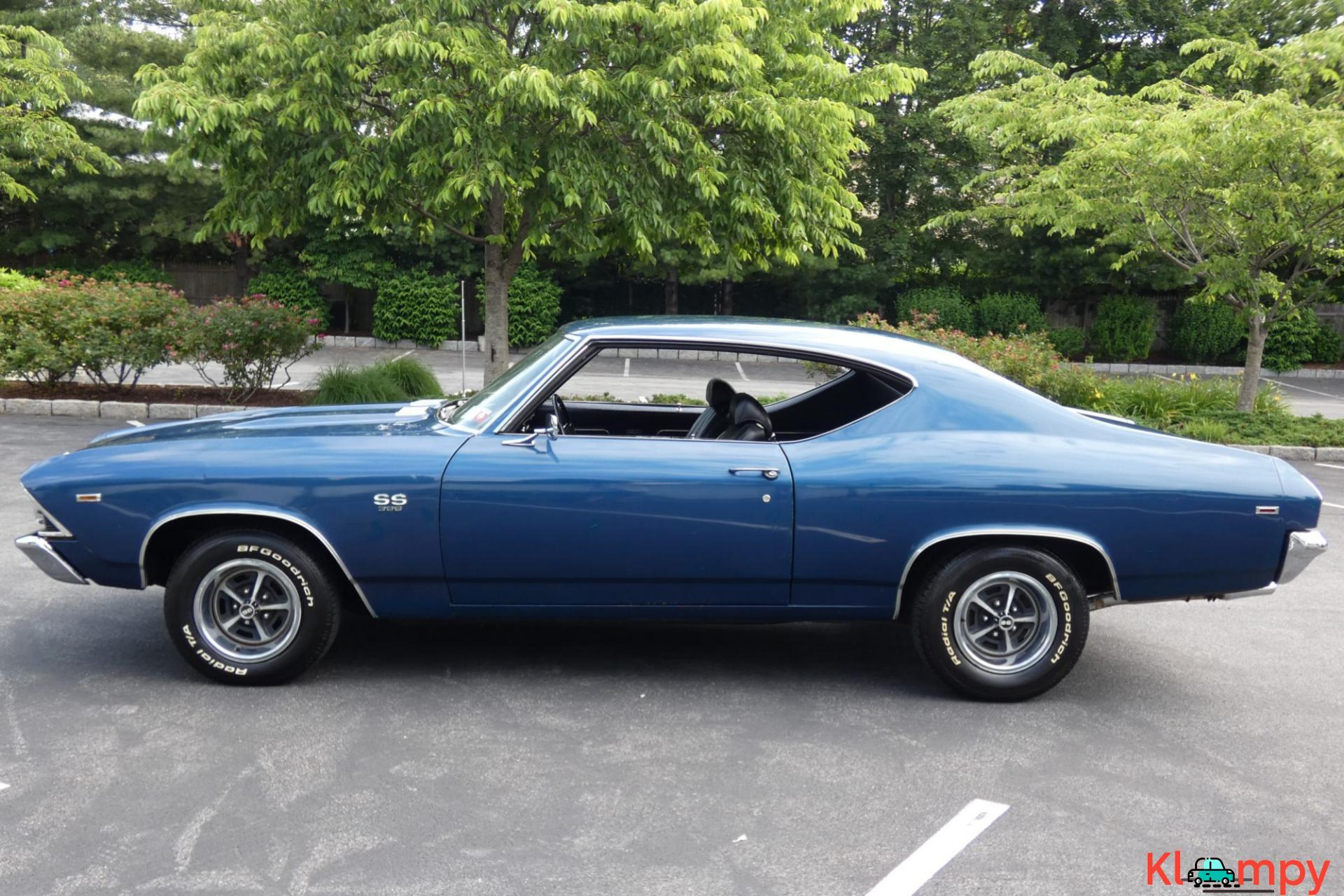1969 Chevrolet Chevelle SS 396 Sport Coupe - 2/27