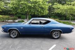 1969 Chevrolet Chevelle SS 396 Sport Coupe - Image 2/27