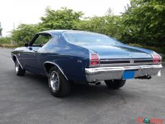 1969 Chevrolet Chevelle SS 396 Sport Coupe - Image 3/27