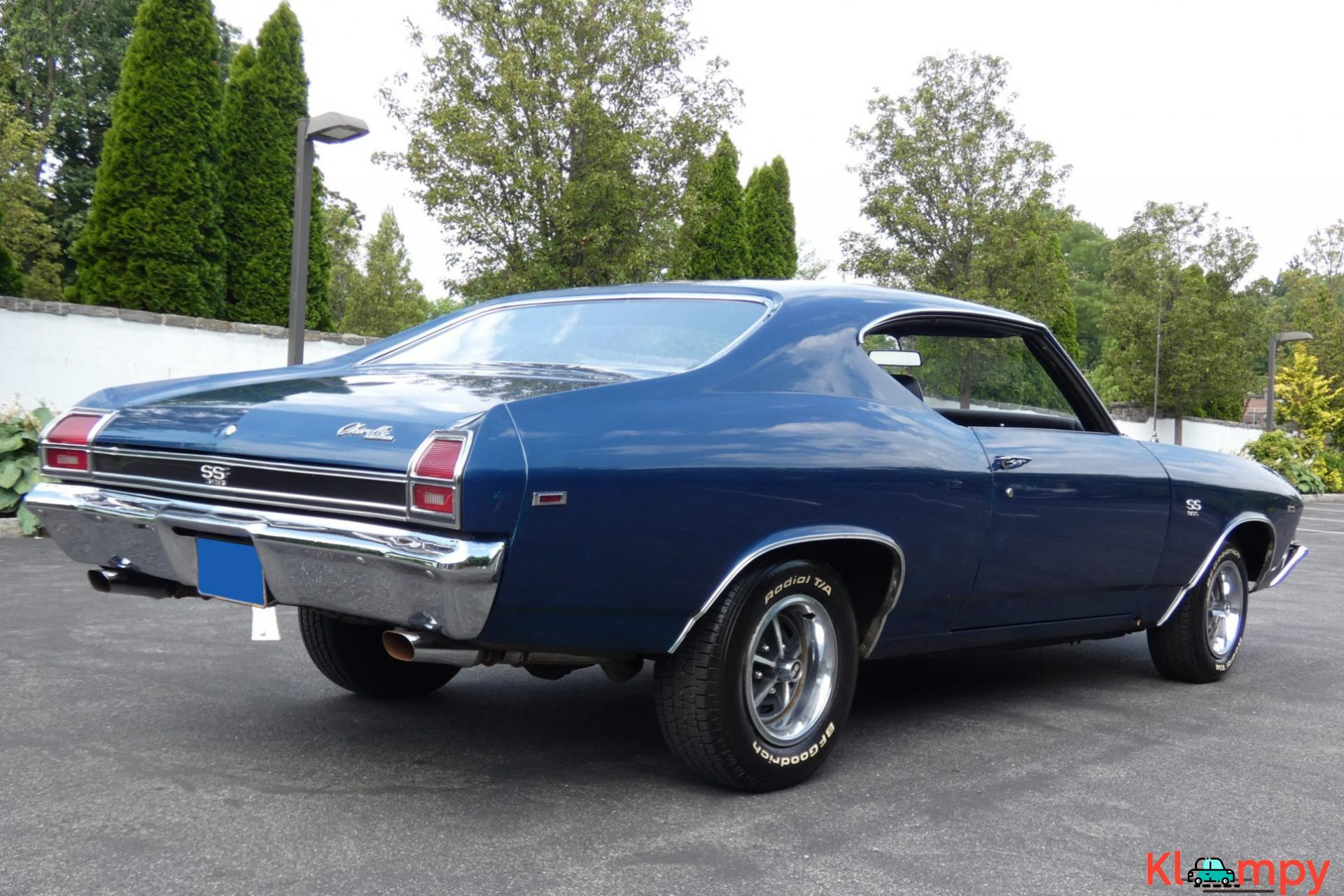 1969 Chevrolet Chevelle SS 396 Sport Coupe - 5/27