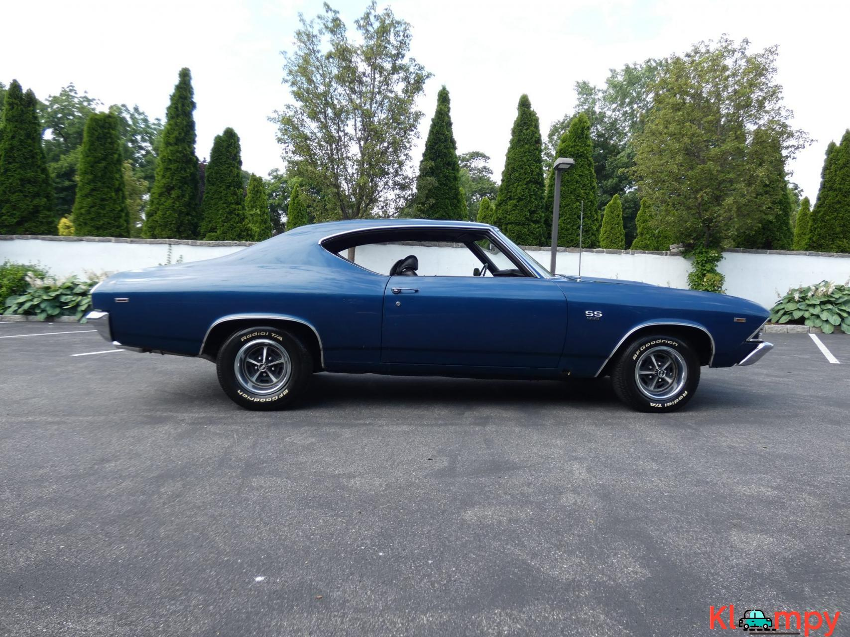 1969 Chevrolet Chevelle SS 396 Sport Coupe - 6/27