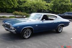 1969 Chevrolet Chevelle SS 396 Sport Coupe - Image 7/27