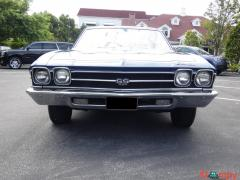 1969 Chevrolet Chevelle SS 396 Sport Coupe - Image 9/27