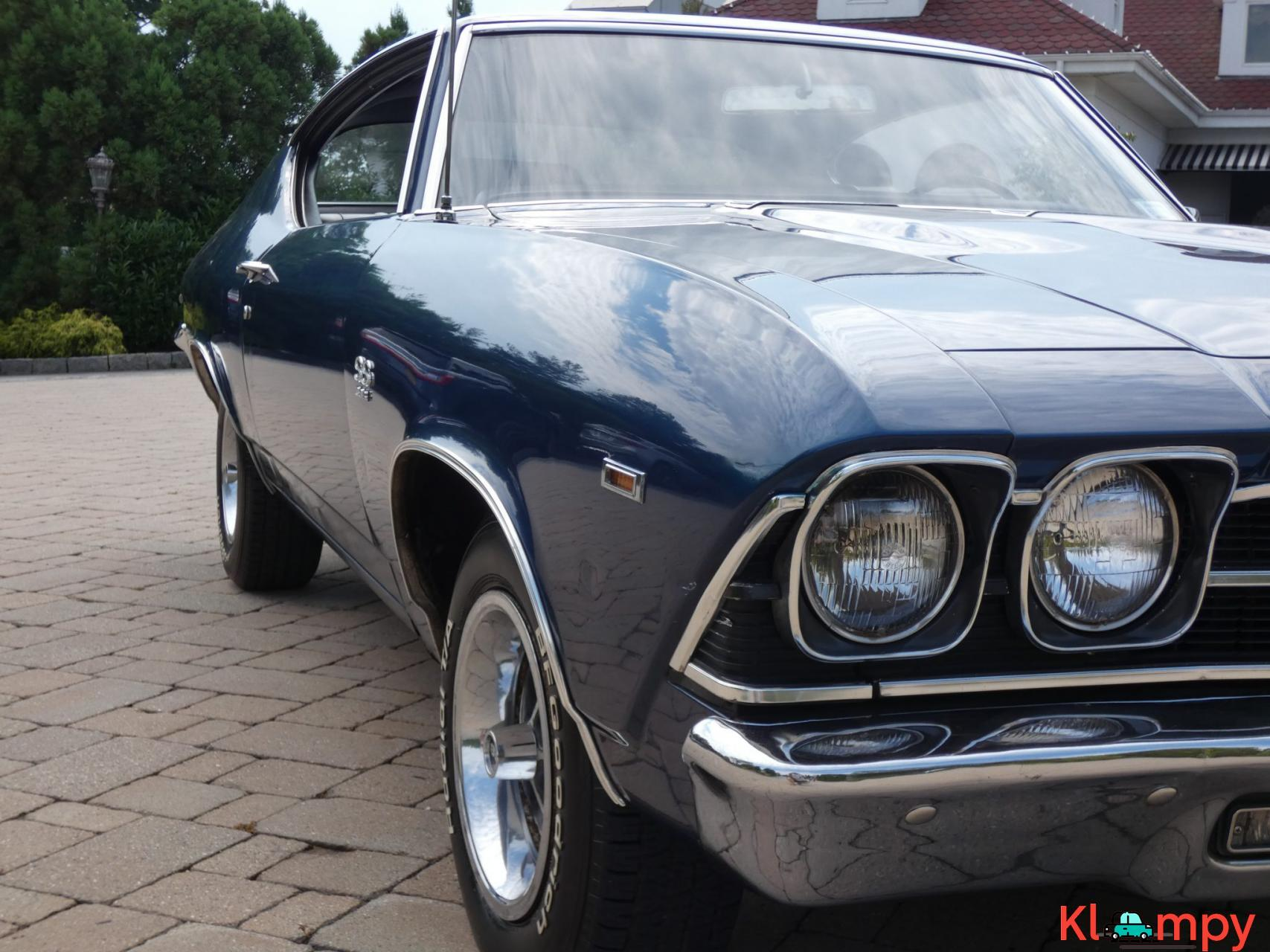 1969 Chevrolet Chevelle SS 396 Sport Coupe - 10/27