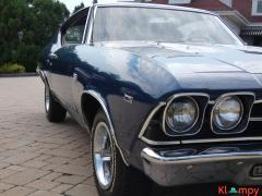 1969 Chevrolet Chevelle SS 396 Sport Coupe - Image 10/27