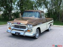 1958 Chevrolet Apache 50th Anniversary 235 Gold - Image 1/20