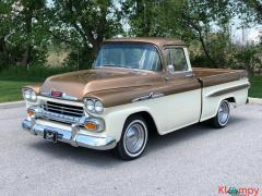 1958 Chevrolet Apache 50th Anniversary 235 Gold - Image 2/20