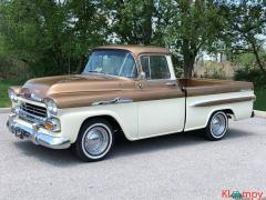 1958 Chevrolet Apache 50th Anniversary 235 Gold - Image 3/20