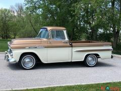 1958 Chevrolet Apache 50th Anniversary 235 Gold - Image 4/20