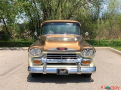 1958 Chevrolet Apache 50th Anniversary 235 Gold - Image 5/20