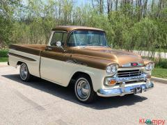 1958 Chevrolet Apache 50th Anniversary 235 Gold - Image 6/20