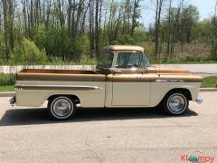 1958 Chevrolet Apache 50th Anniversary 235 Gold - Image 7/20