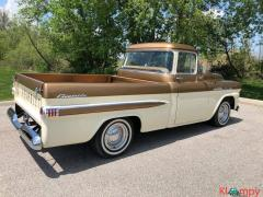 1958 Chevrolet Apache 50th Anniversary 235 Gold - Image 19/20
