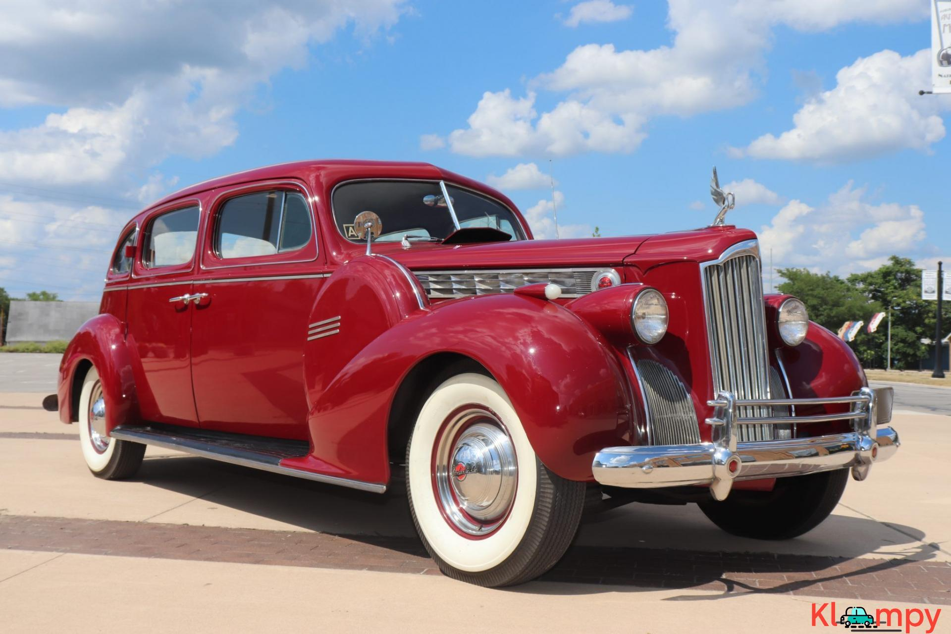 1940 Packard One-Eighty Super Eight 356CI - 2/24