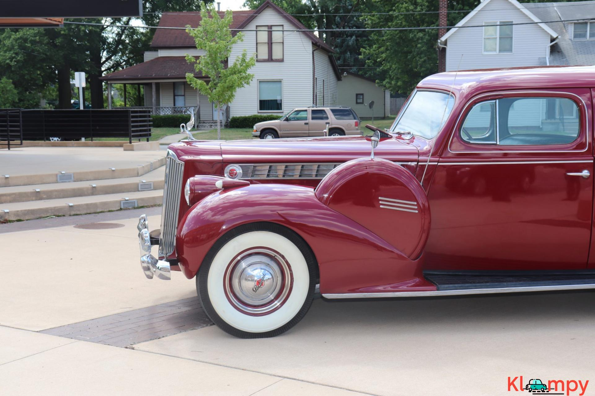1940 Packard One-Eighty Super Eight 356CI - 4/24