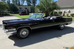1969 Cadillac DeVille Convertible 472 3-Speed - Image 2/22
